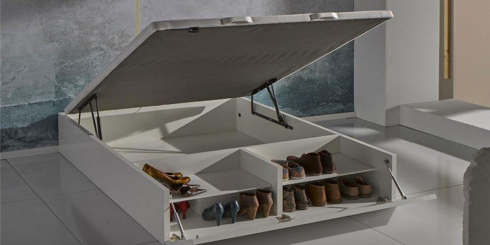 Ventajas de elegir un canap con cajones for Canape para cama 150