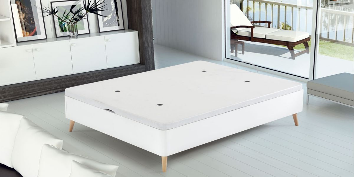 Canap abatible kubic canap 80x190 for Cama canape carrefour