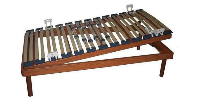 Comprar somier madera articulado manual hernia de hiato for Precio somier 105 x 190