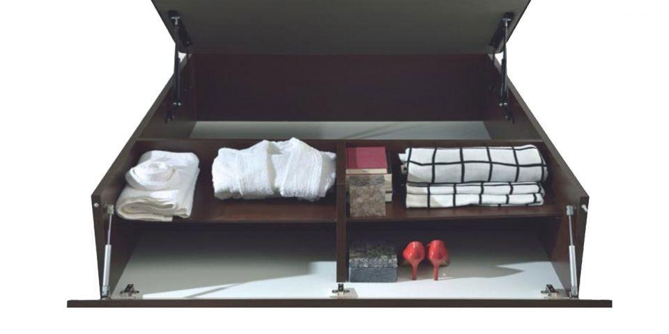 Canap abatible con zapatero canapi for Canape para cama 150