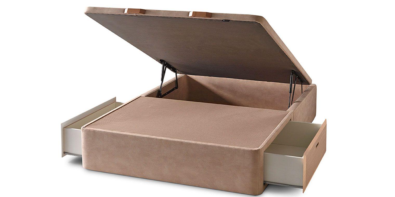 Canap cajones boxter canapi for Canape 180x200