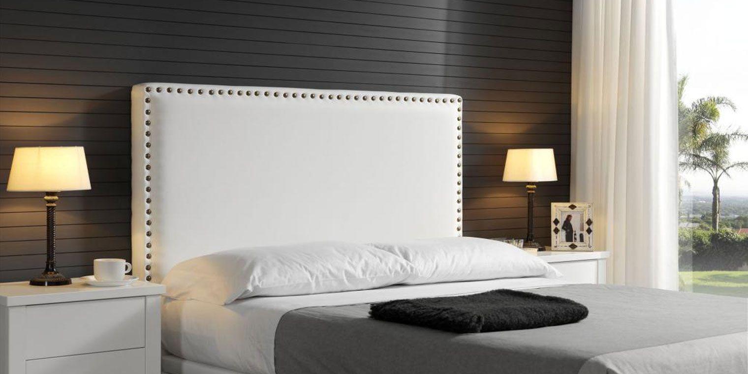 Cabecero tachuelas canapi - Cabeceros de cama de matrimonio ...