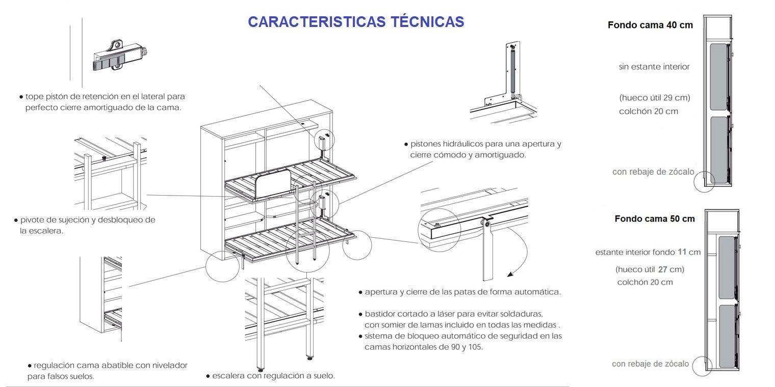Hermosa Niveladores De Bastidor De La Cama Ilustración - Ideas ...