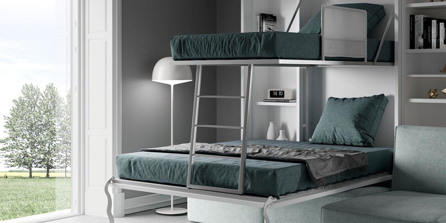 Litera abatible vertical supernova canapi - Sofa dormitorio ...