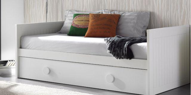 Comprar cama nido vigo cama nido 105 x 200 for Estructura cama nido 105