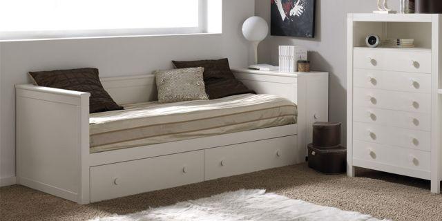 Comprar cama nido sof cartagena cama nido 90 x 190 - Comprar sofa cama madrid ...