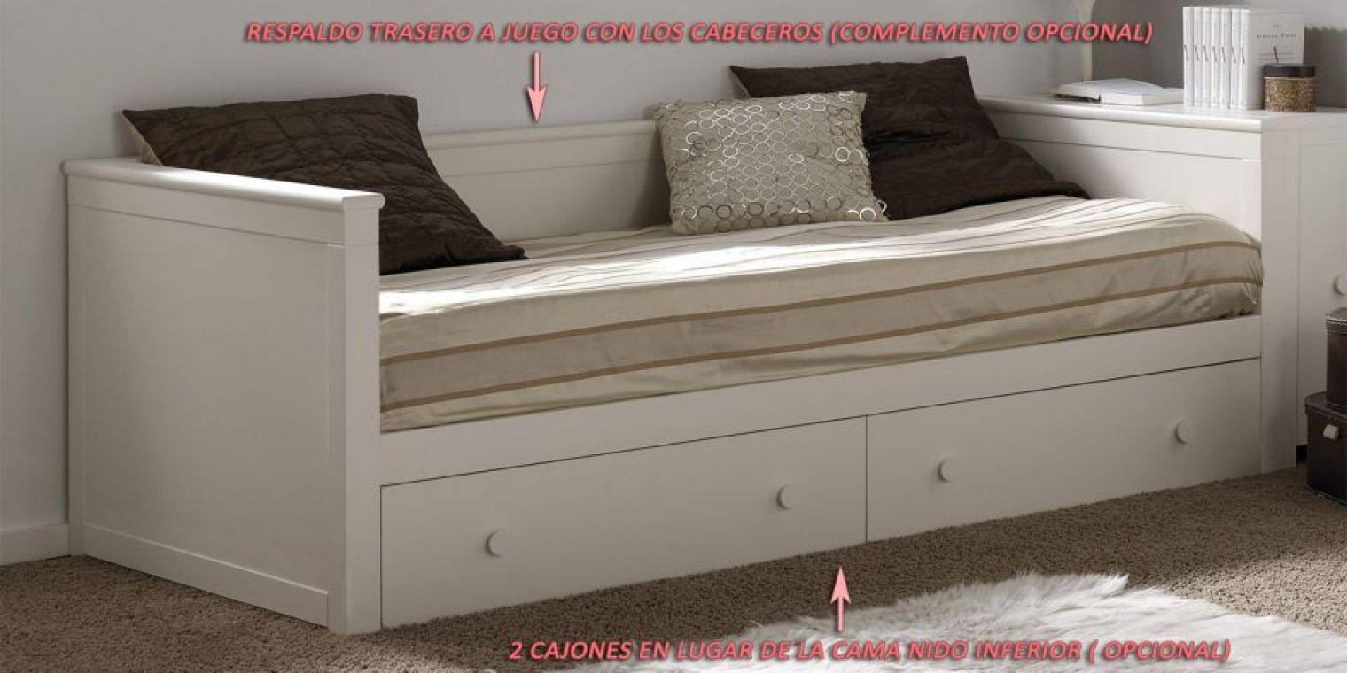 Cama nido sof cartagena canapi - Ver sofa cama ...